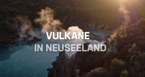 Vulkane in Neuseeland – Bild: arte/ZDF