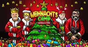 Weihnachtscamp mit Knossi & Sido – Bild: Goldzweig/RTL Studios/Screenshot