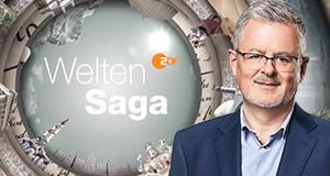 Welten-Saga – Bild: ZDF/Tobias Schult/Getty Images/Alpenblick/iStockphoto/[M] KNSK