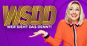 Wer sieht das denn?! – Bild: ProSieben/Bernd Jaworek