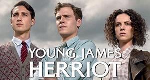 Young James Herriot – Bild: BBC