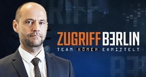 Zugriff Berlin - Team Römer ermittelt – Bild: SAT.1/Richard Hübner