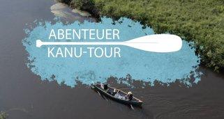 Abenteuer Kanu-Tour