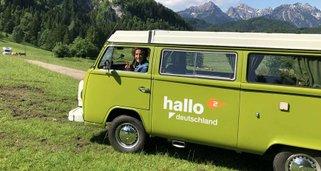 hallo deutschland on tour