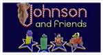 Johnson und seine Freunde