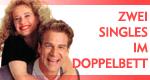 Zwei Singles im Doppelbett