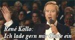 René Kollo: Ich lade gern mir Gäste ein…