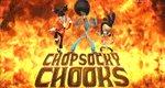 Chop Socky Chooks
