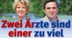 Zwei Ärzte sind einer zu viel – Bild: ZDF/Barbara Bauriedl