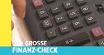 Der große Finanz-Check