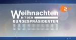 Weihnachten mit dem Bundespräsidenten – Bild: ZDF/Alpenblick