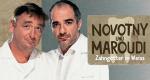 Novotny und Maroudi – Bild: ORF