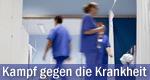 Kampf gegen die Krankheit – Bild: NDR/Jann Wilken
