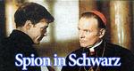 Spion in Schwarz