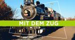 Mit dem Zug ... – Bild: SWR