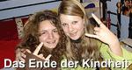 Das Ende der Kindheit – Bild: ZDF/Dominique Klughammer