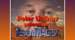 Peter Ustinov präsentiert Terra Magica – Bild: telepoint-medien