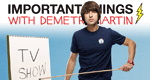 Important Things with Demetri Martin – Bild: Comedy Central