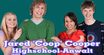Jared 'Coop' Cooper – Highschool Anwalt – Bild: Family Channel