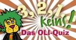 3, 2, 1... keins! - Das OLI-Quiz – Bild: KI.KA