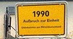 1990 – Aufbruch zur Einheit