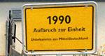 1990 – Aufbruch zur Einheit – Bild: MDR