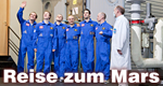 Reise zum Mars – Bild: ZDF/SC RF - IBMP RAS; Oleg Voloshin