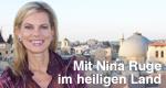 Mit Nina Ruge im Heiligen Land – Bild: ZDF/Jürgen Erbacher