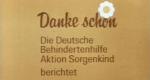 Danke schön – Bild: ZDF
