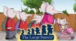 The Large Family – Bild: BBC