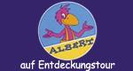 Albert auf Entdeckungstour – Bild: Matthias-Film
