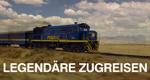 Legendäre Zugreisen – Bild: arte (Screenshot)