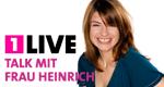 1LIVE Talk mit Frau Heinrich – Bild: WDR/Annika Fußwinkel
