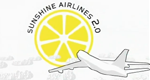 Sunshine Airlines – Bild: ORF
