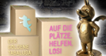 Der goldene Tabaluga – Bild: ZDF