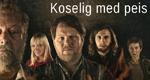 Koselig med peis – Bild: NRK