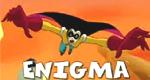 Enigma – Ein Supergirl zum Knutschen