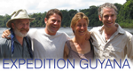 Expedition Guyana – Bild: BBC Worldwide Ltd/Annie Backhouse 2007