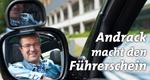 Andrack macht den Führerschein – Bild: SR/Oliver Dietze
