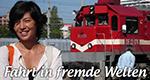 Fahrt in fremde Welten – Bild: Servus TV