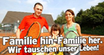 Familie hin – Familie her. Wir tauschen unser Leben! – Bild: kabel eins