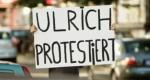 Ulrich protestiert – Bild: ZDF (Screenshot)