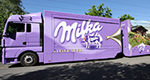 Milka on Tour – Be a Star – Bild: Kraft Foods Deutschland Services GmbH & Co. KG