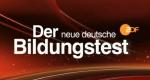 Der neue deutsche Bildungstest – Bild: ZDF (Screenshot)