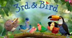 3rd and Bird – Bild: BBC