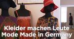Kleider machen Leute – Mode made in Germany – Bild: Spiegel TV