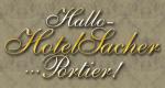 Hallo – Hotel Sacher…Portier!