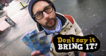 Don't say it – bring it! – Bild: SRF