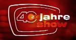 Die 40-Jahre-Show – Bild: ZDF