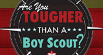 Are You Tougher Than a Boy Scout? – Bild: Original Productions